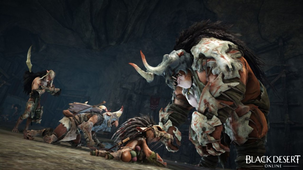 Black Desert Online Review Lots Of Potential But Heavy On The Mmo Cliches Vg247