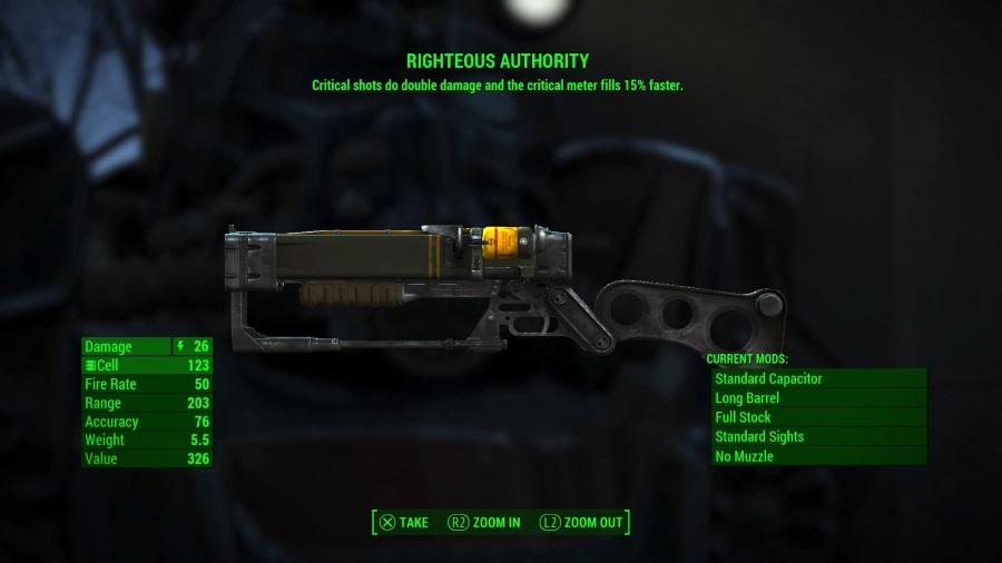 Fallout 4 Where To Find The Most Lethal Weapons Vg247