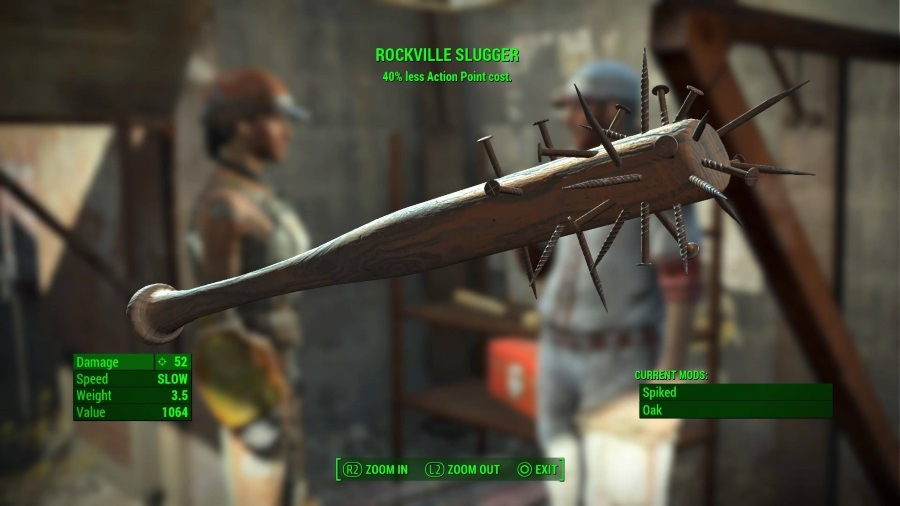 Fallout  Build With Most Damage