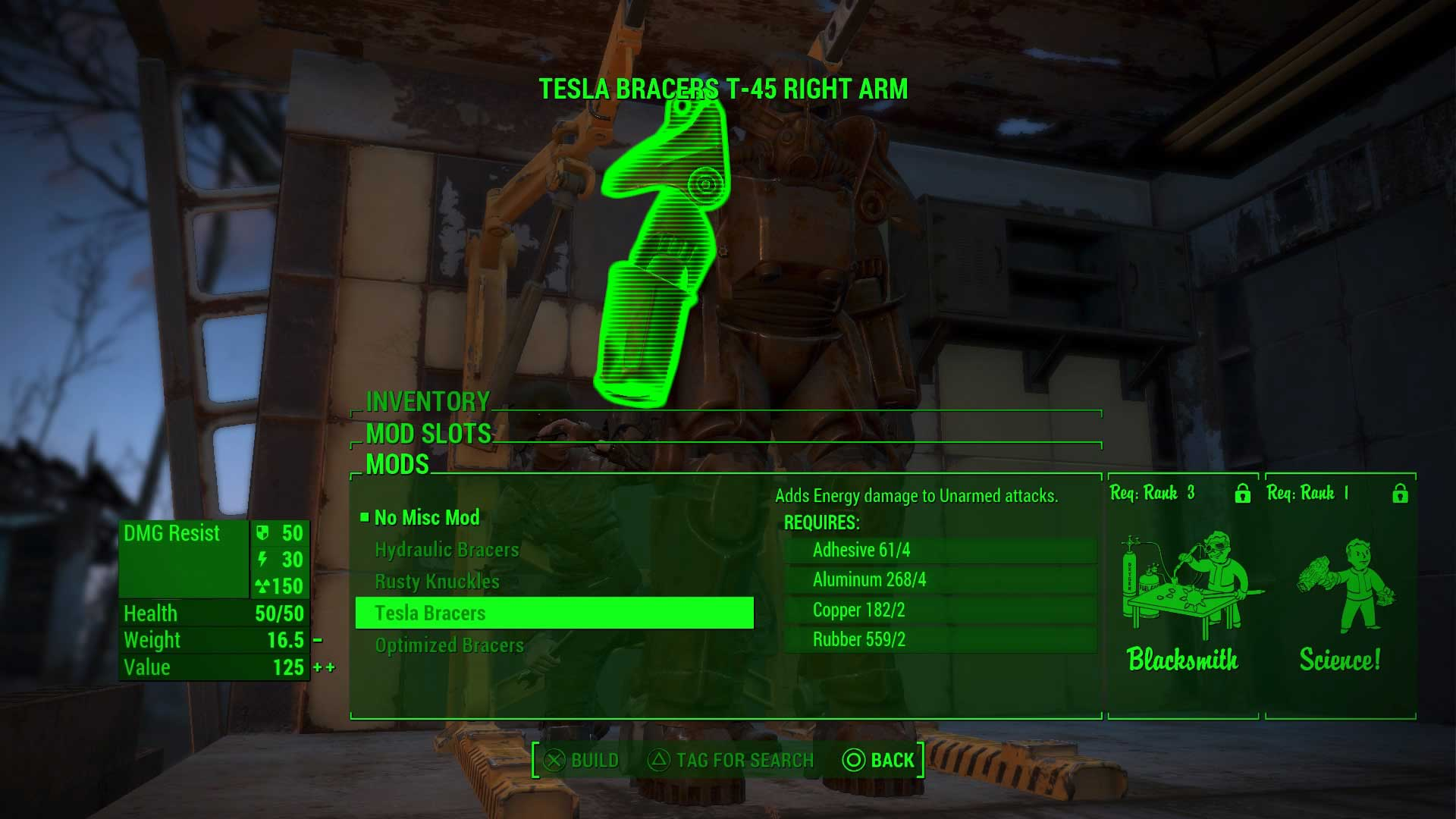 Crafting Magazines Fallout