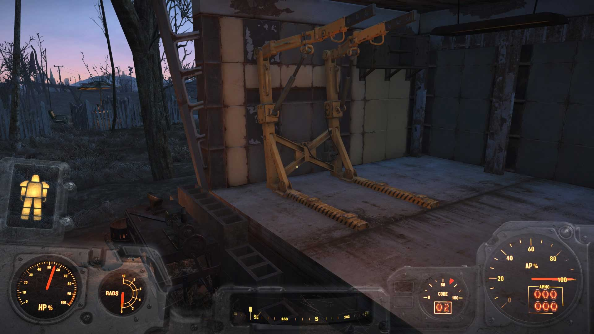 Hooking up electricity to a TV Fallout 4 General Discussions