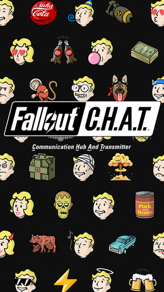 send vault boy gifs and emoji with this new fallout app