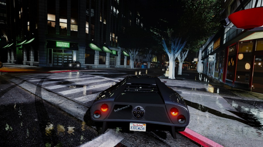 Black Friday Car Deals >> GTA 5: stunning visual mod also changes weapons, vehicle handling and more - VG247
