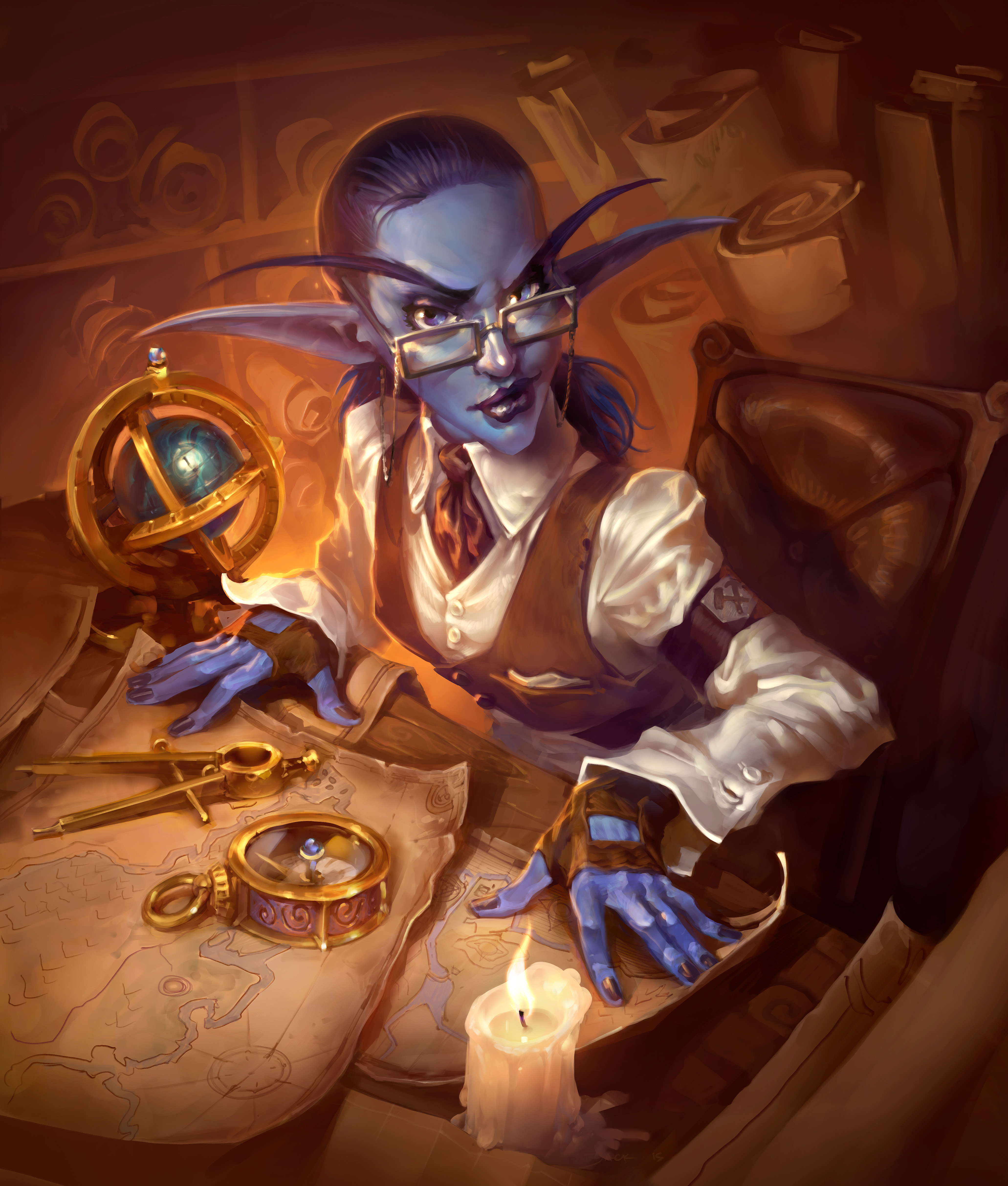 Hearthstone: Hearthstone: League Of Explorers Announced At BlizzCon