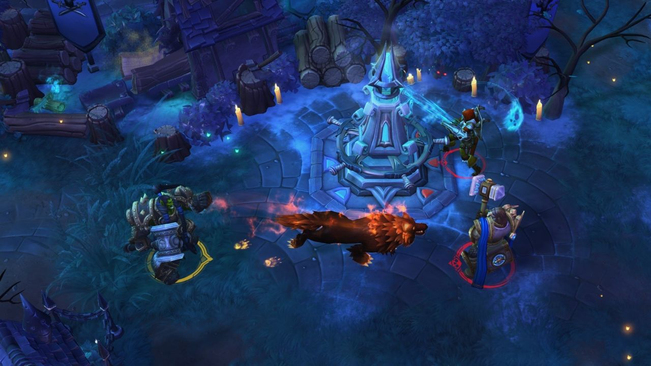 heroes of the storm matchmaking update Blizzard reveals two new heroes of the storm characters as well as a revamp of their ranked play modes.