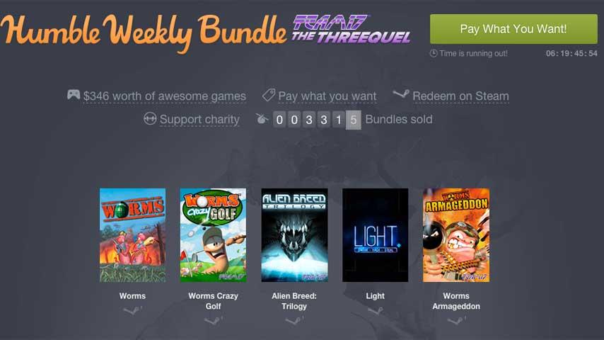 Humble Bundle Weekly