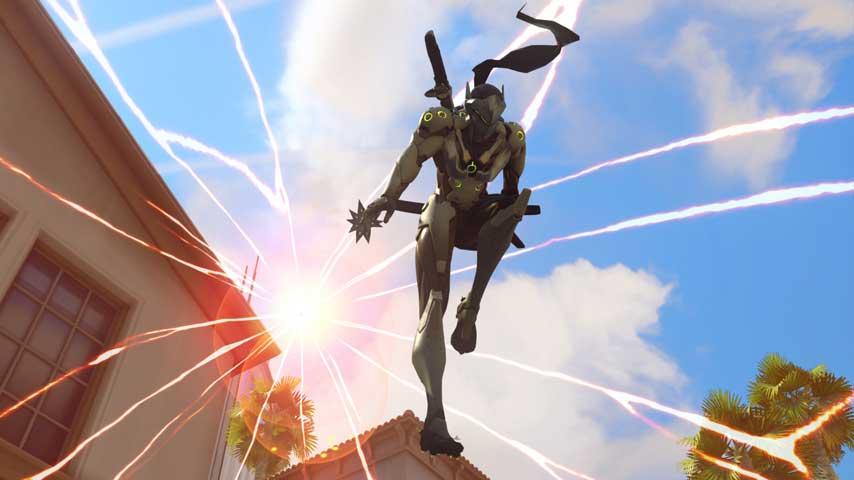 Overwatch Valentine's Day Lines Seem To Confirm Genji X