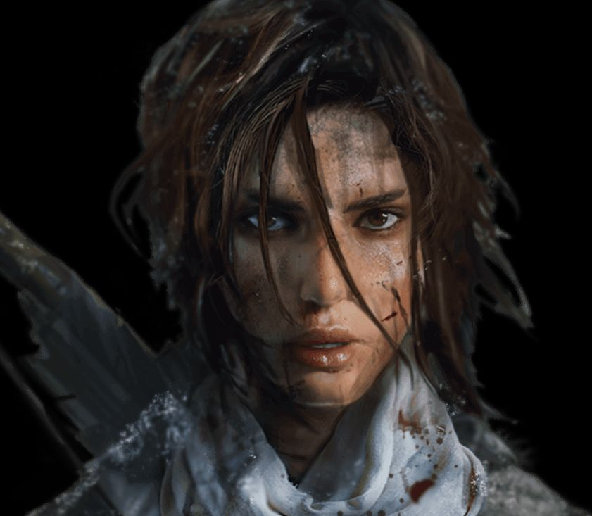 Tomb Rider Wallpaper: Digital Foundry Reports What Works And What Doesn't In