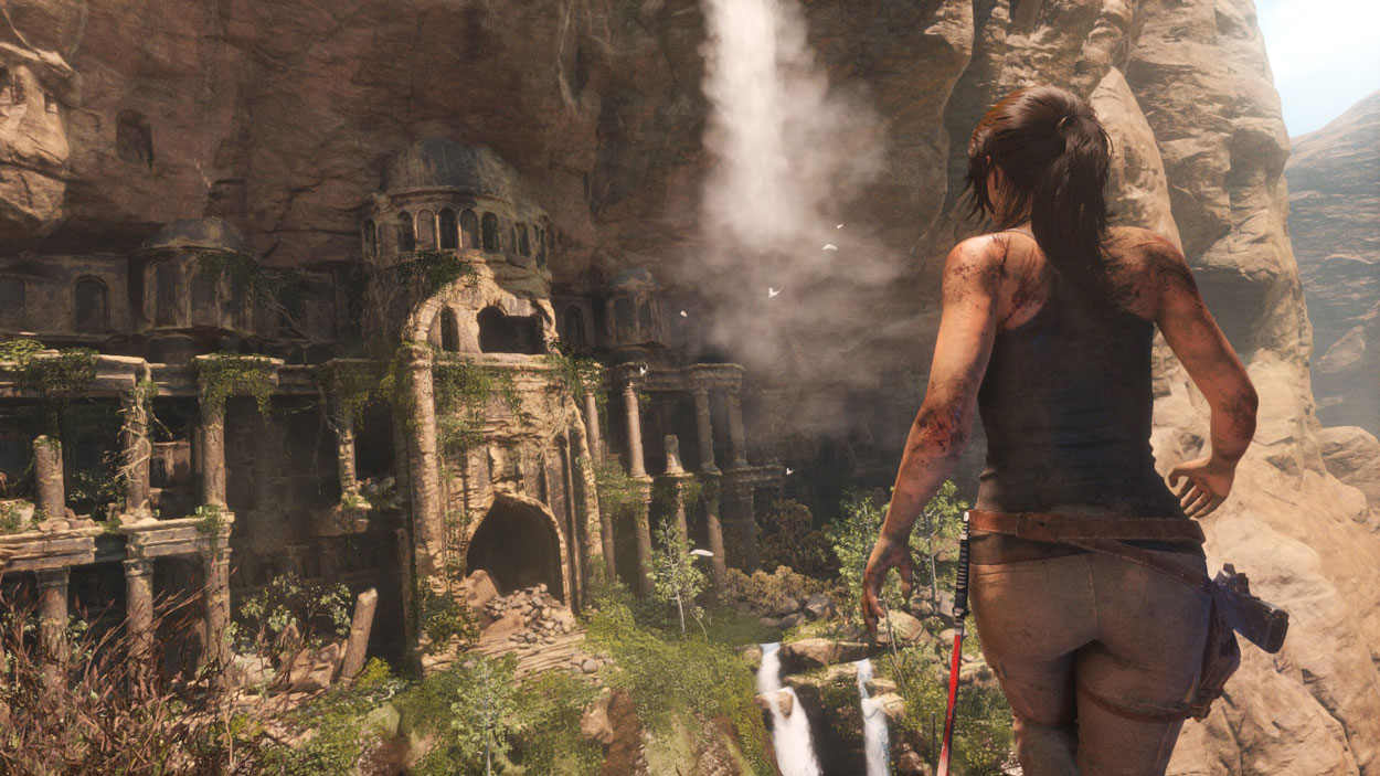 Rise of the Tomb Raider holds up impressively on Xbox 360 ...