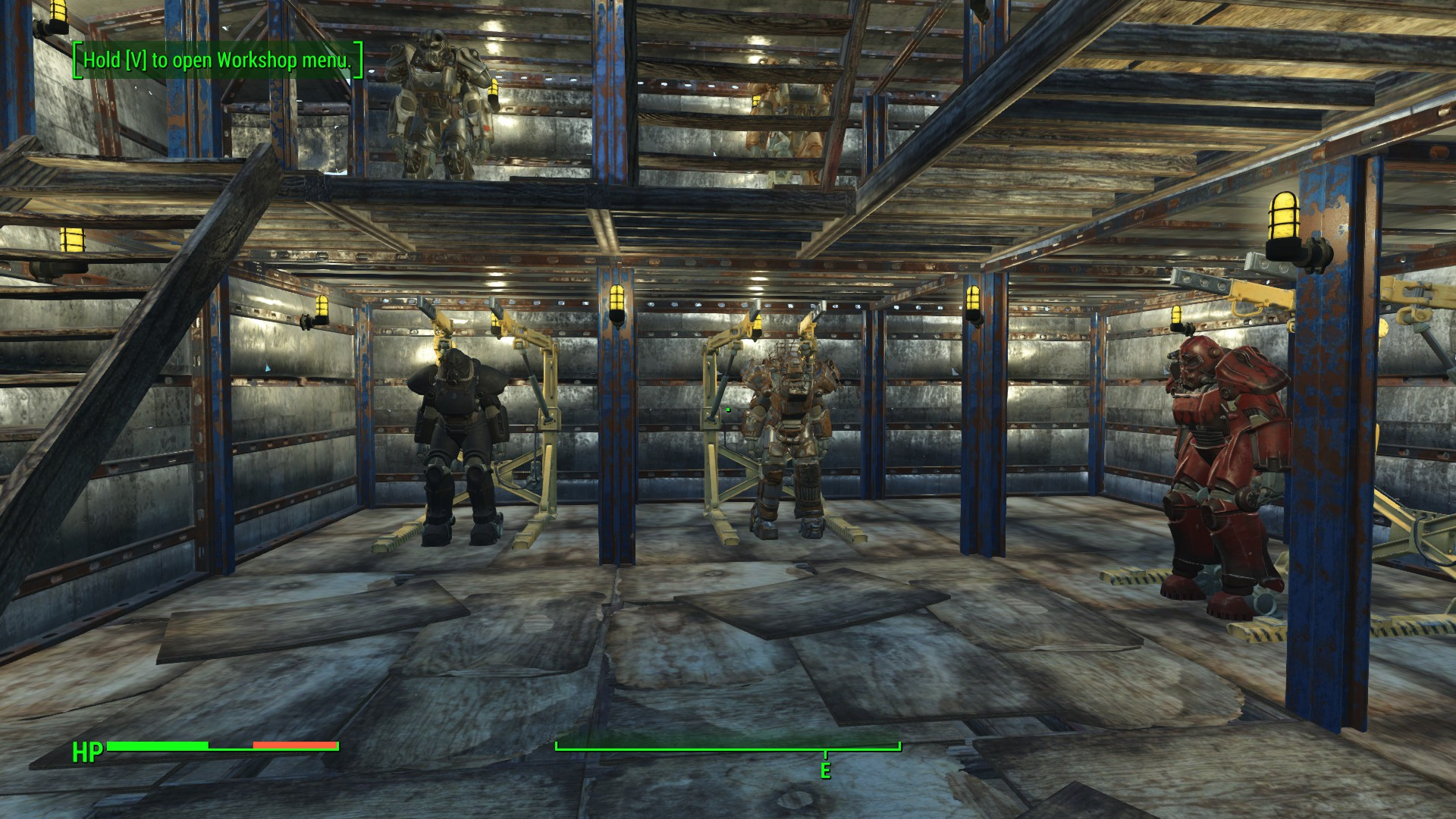 Fallout 4 players are building very cool power armor for Best house designs fallout 4