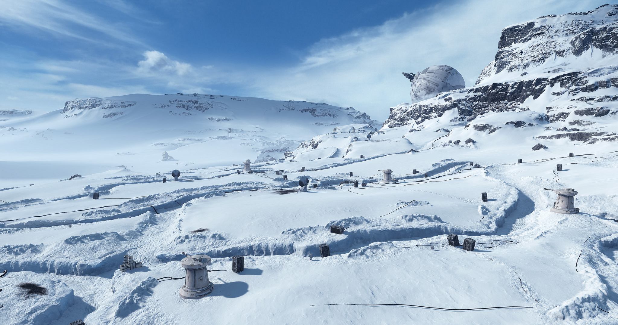 tour the star wars battlefront planets and gaze upon some