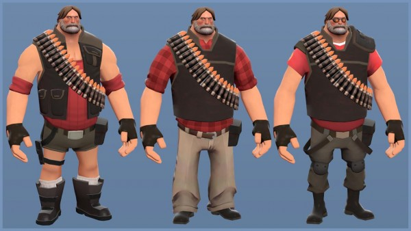 Steam Workshop::Team Fortress 2 Classic related stuff