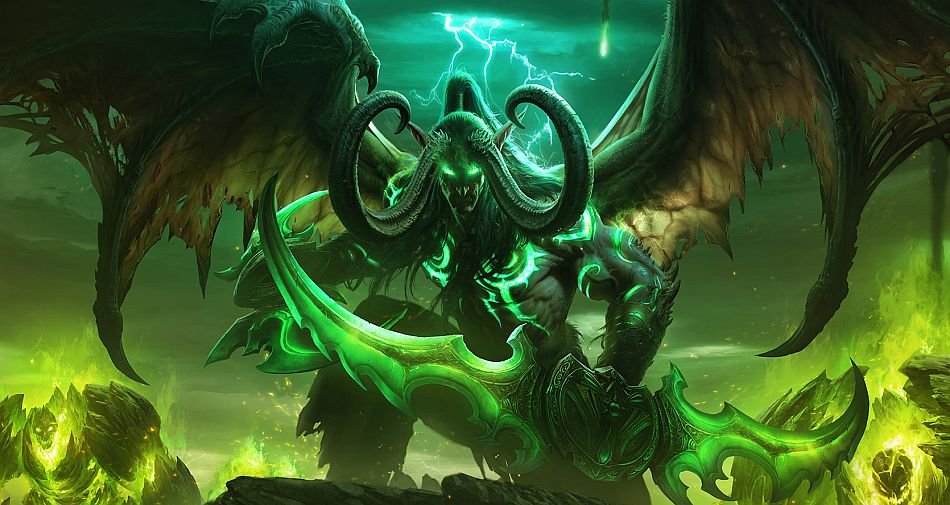 World of warcraft legion cinematic trailer is pretty great out