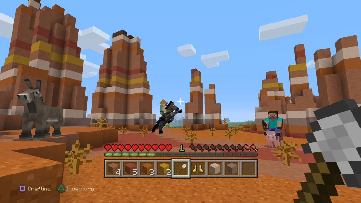 """Minecraft: """"biggest update ever"""" for consoles is live - VG247"""