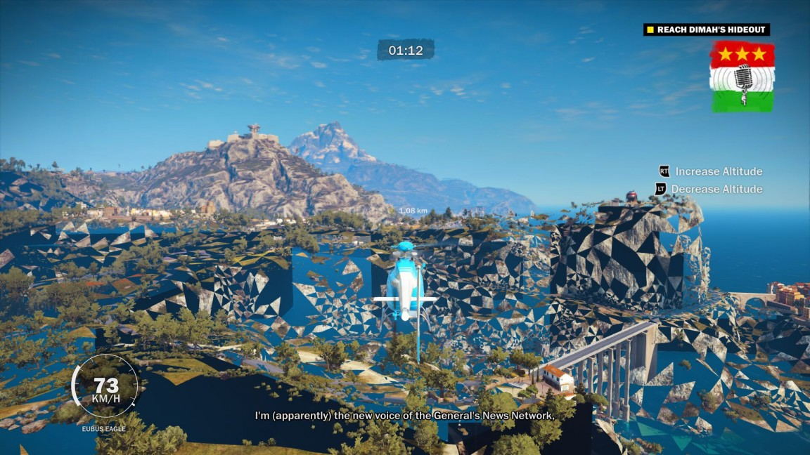 Just Cause 3 has been released today and players are witnessing some ...