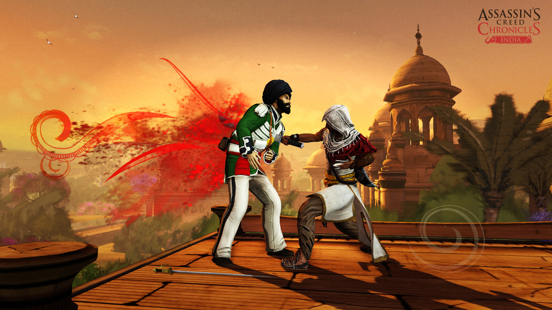 Assassin's Creed Chronicles: India And Russia Coming To PC