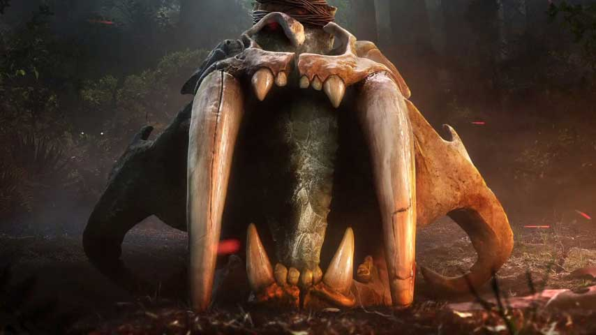 Game Of Death 2 Far Cry Primal soundtr...