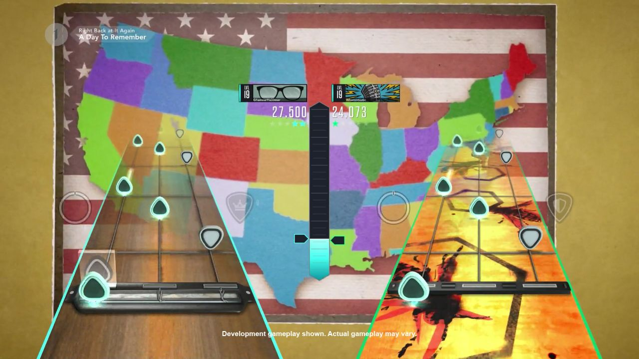 how to play online guitar hero live