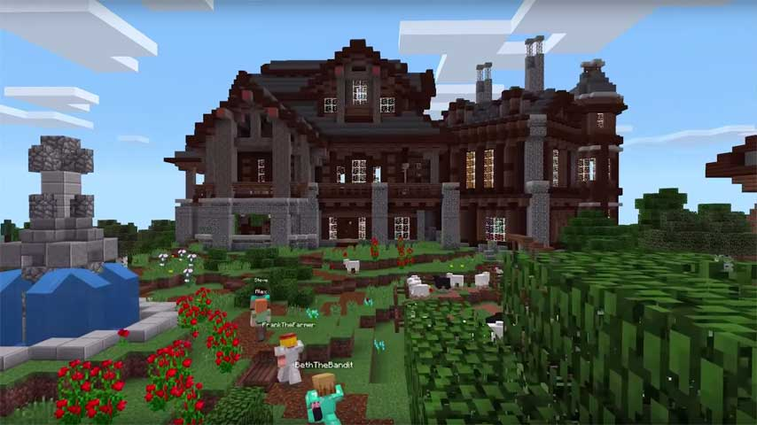 Reminder Minecraft Windows 10 And Pocket Edition Have Way