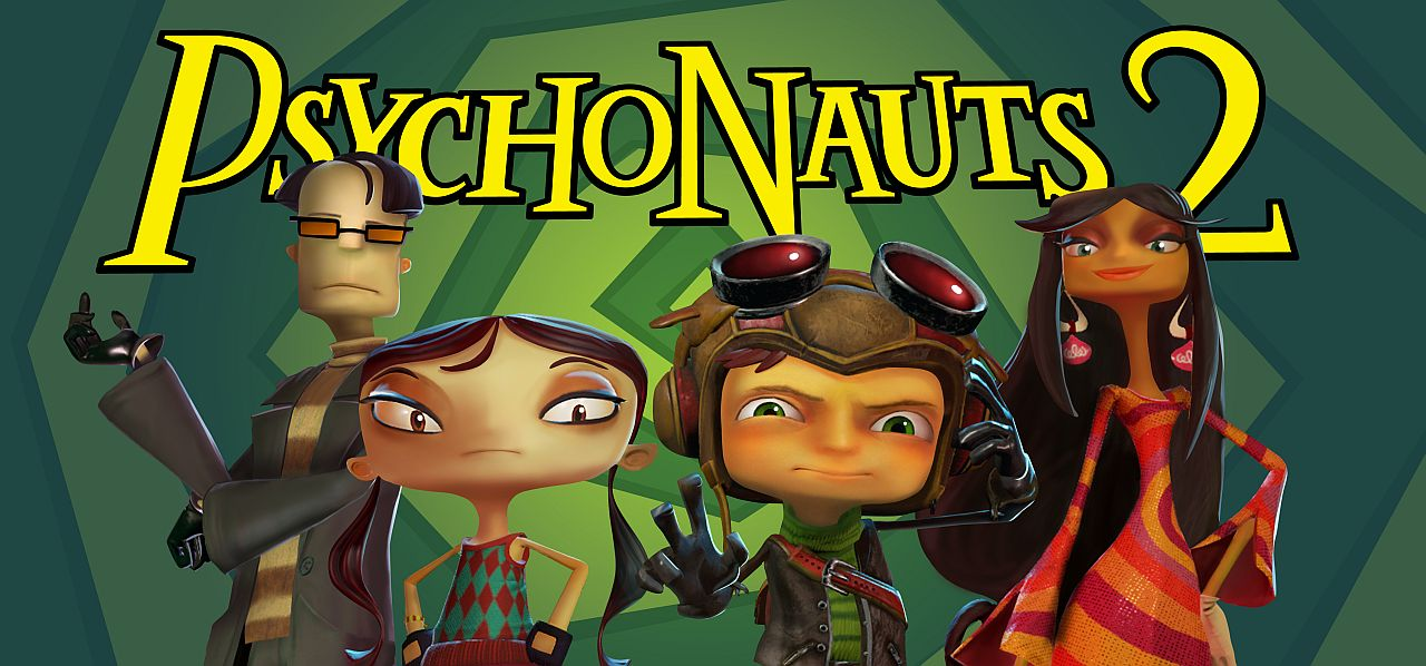 Psychonauts 2 Tim Schafer And Double Fine S Little Engine