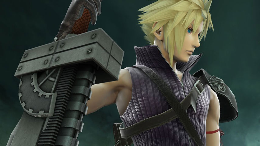 Cloud strife of final fantasy 7 will be available as a dlc character