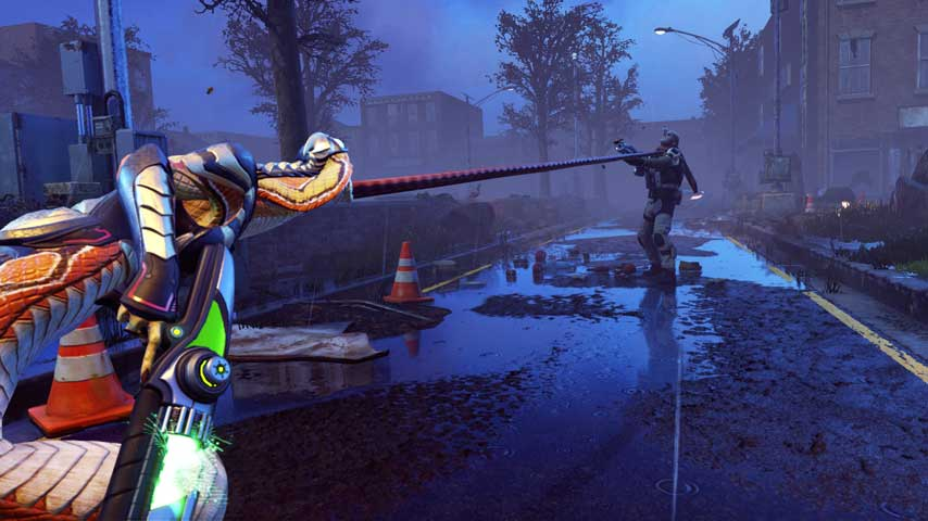 xcom2 how to change armor setings for alien hunters