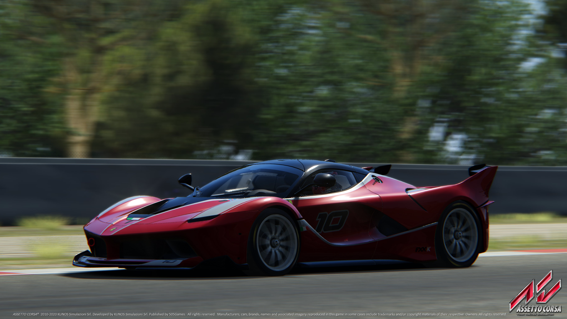 racing sim assetto corsa arrives on ps4 and xbox one in april vg247. Black Bedroom Furniture Sets. Home Design Ideas