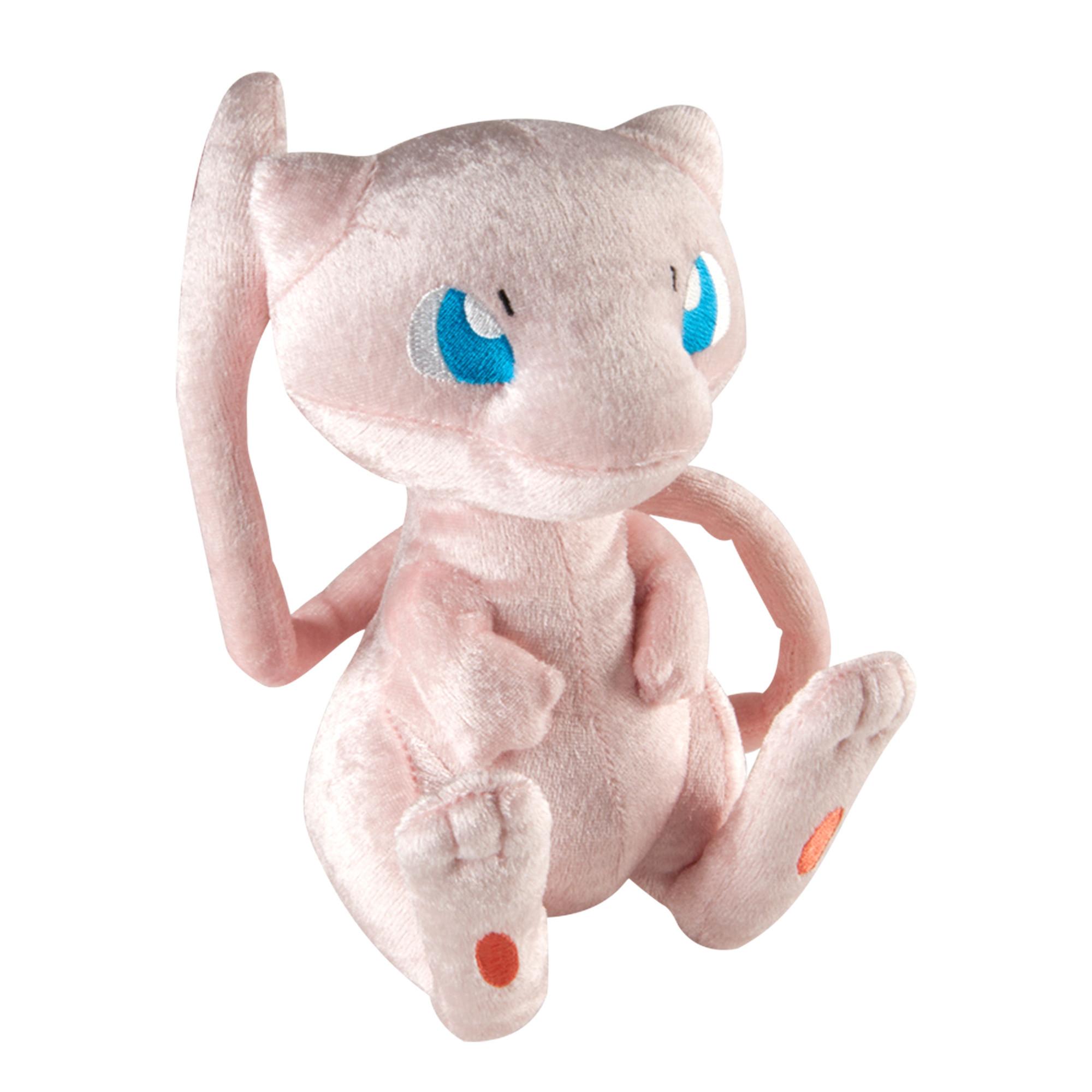 Soft Plush Toys : Mythical mew kicks off year long pokemon distribution