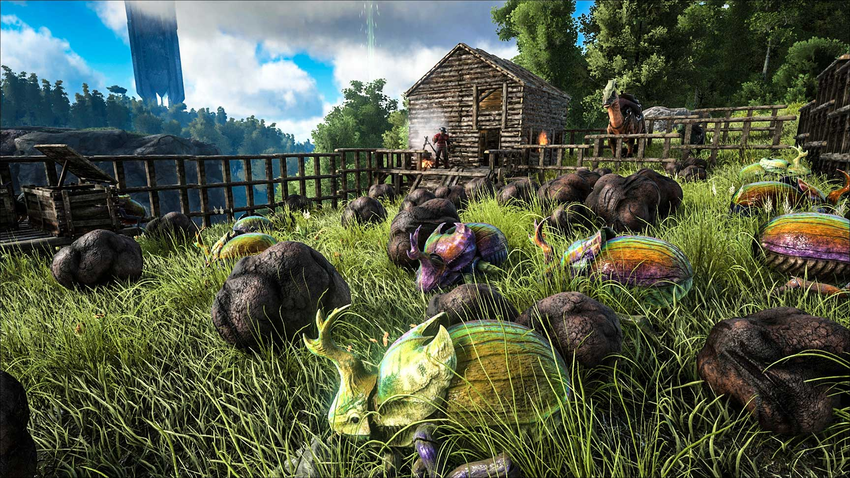 New ARK: Survival Evolved additions include, uh, dung beetles : VG247