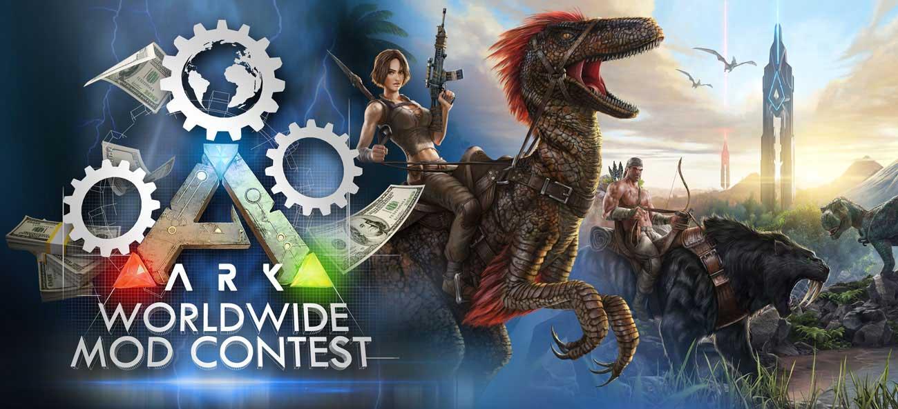 $60K up for grabs in ARK: Survival Evolved mod competition ...