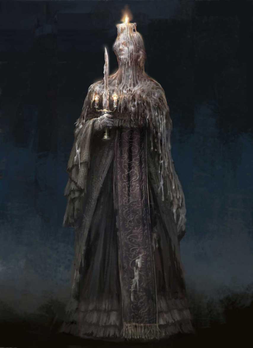 Dark Souls 3 Zauber Wirken