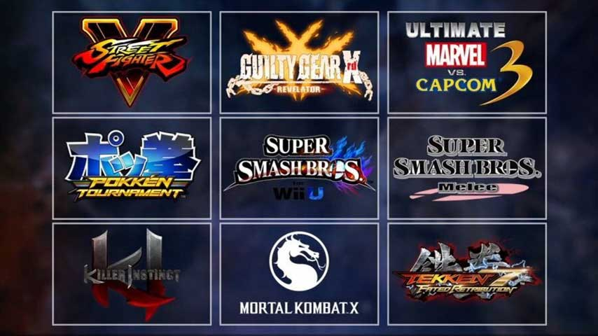 EVO 2016 line-up announced - Pokken Tournament joins the ...