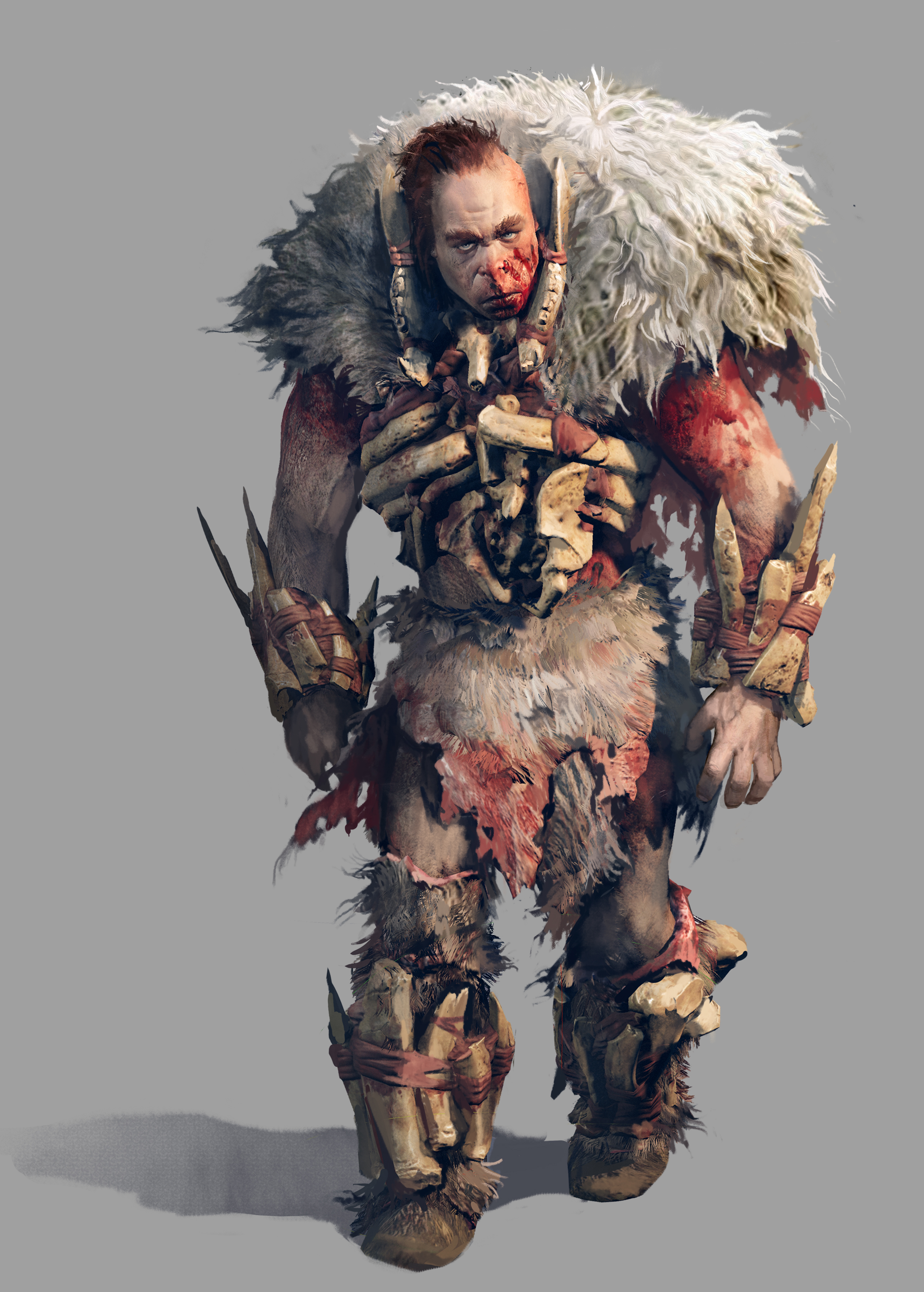 Far Cry Primal video features brutal warriors and hungry ...
