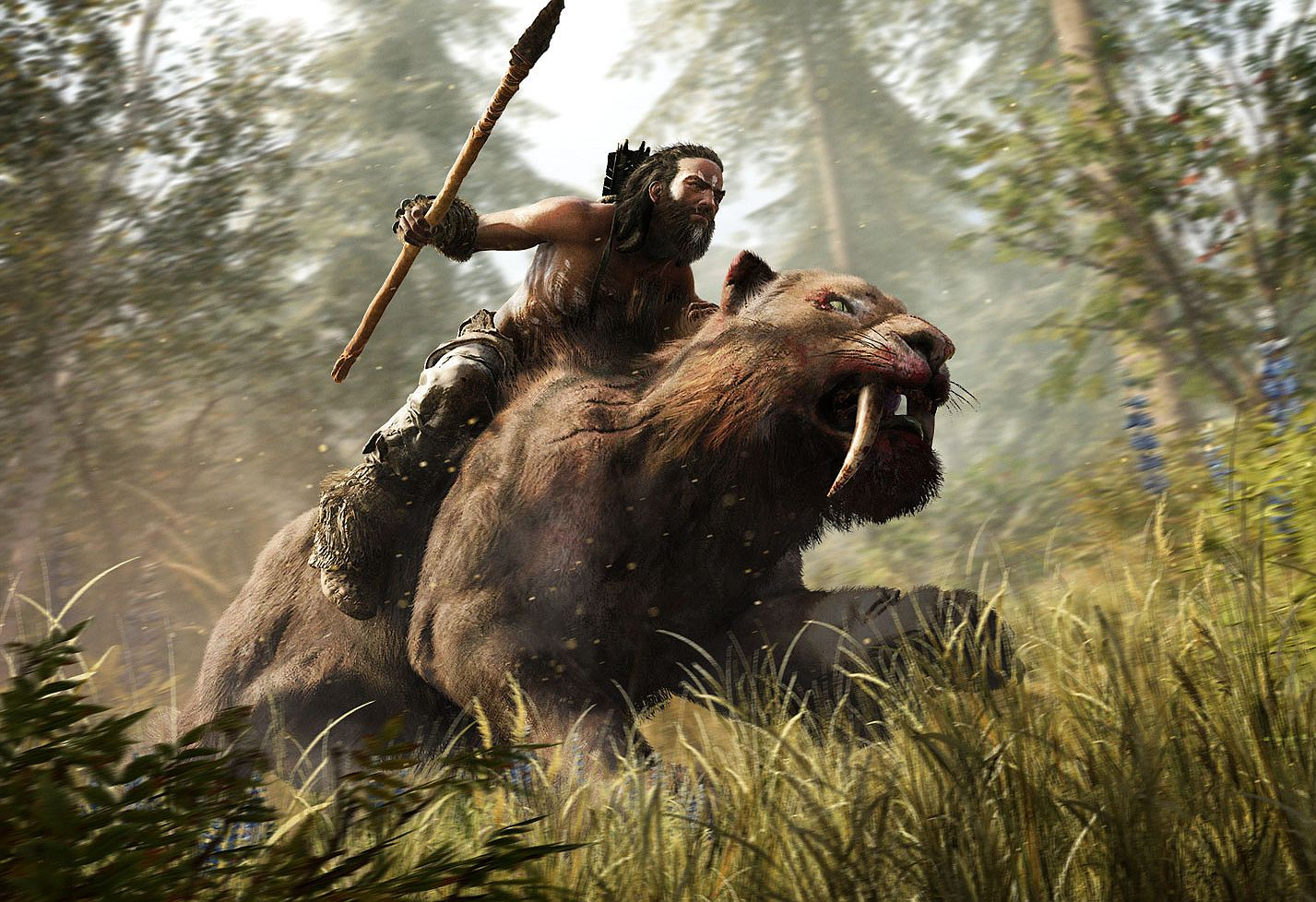 Far Cry Primal adds permadeath, 4K textures on PC next