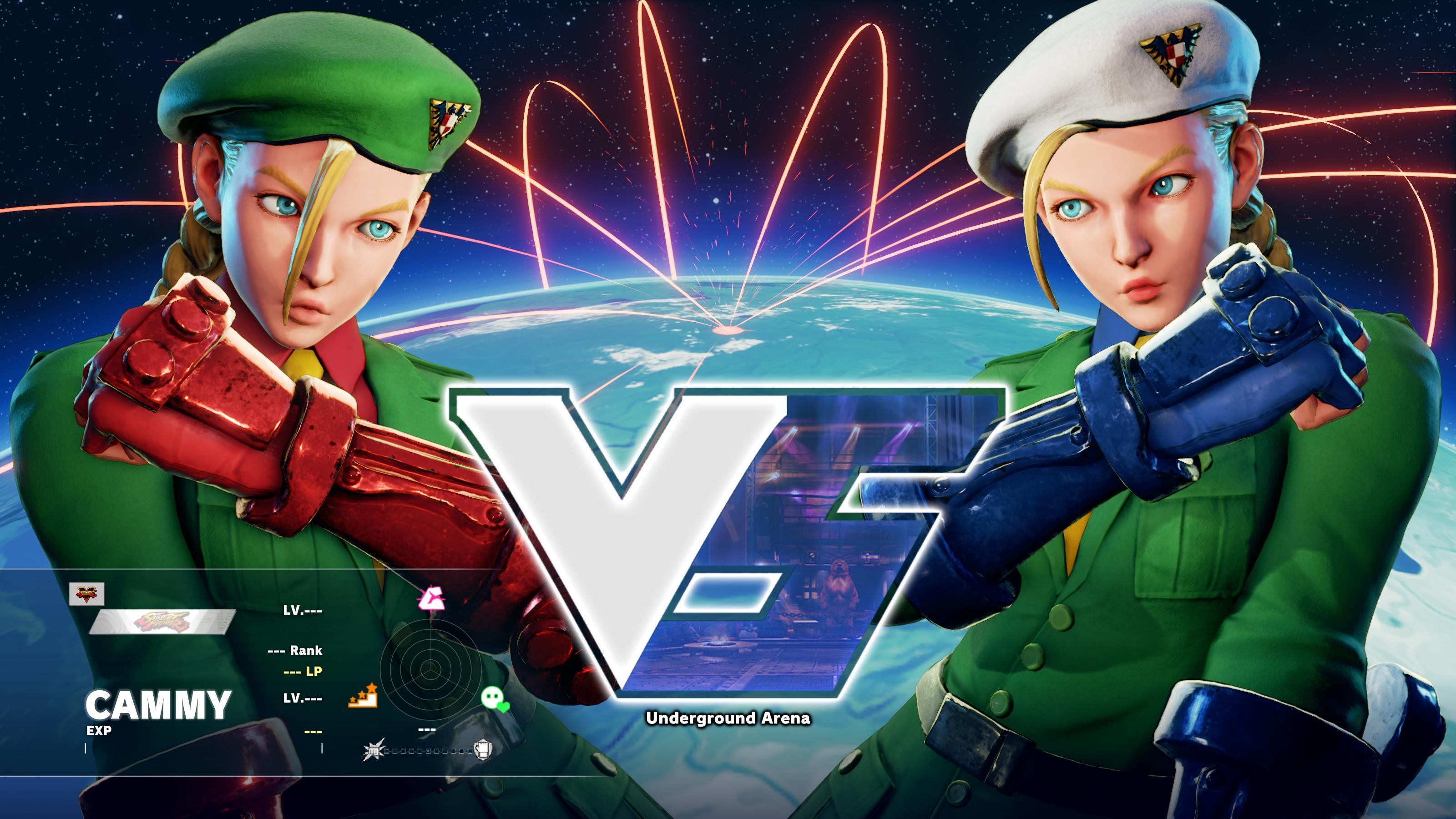Street Fighter 5 Beta Update Reveals Multiple Alternate