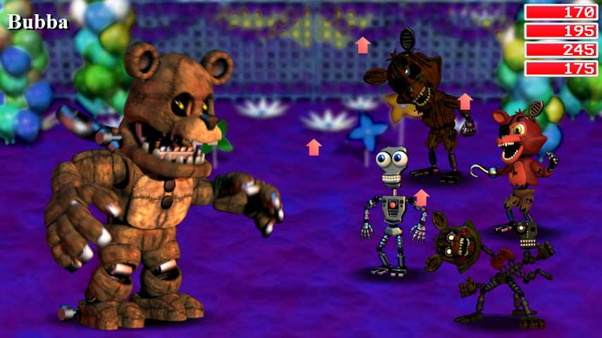FNaF World Released Too Early Five Nights At Freddys