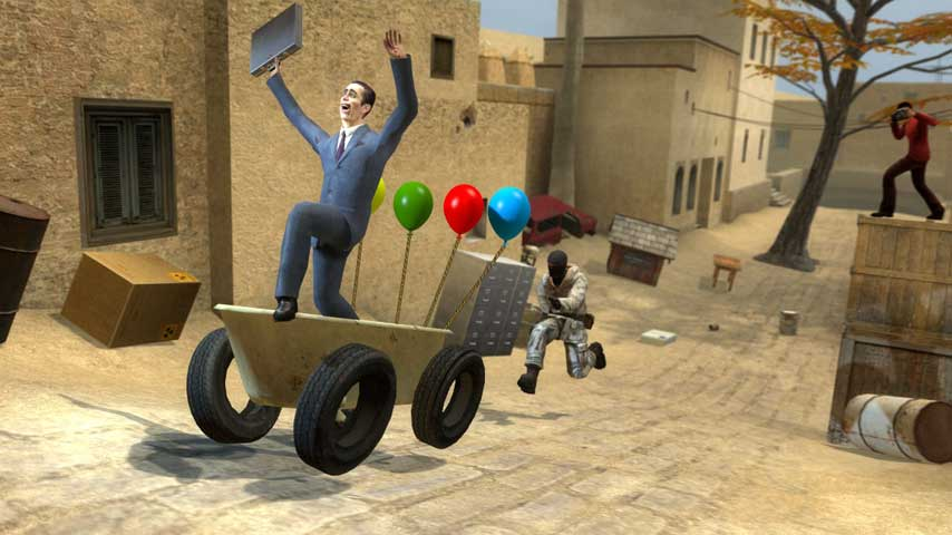 Gmt Auto Sales >> At 10 million sales, Garry's Mod is still going strong - VG247