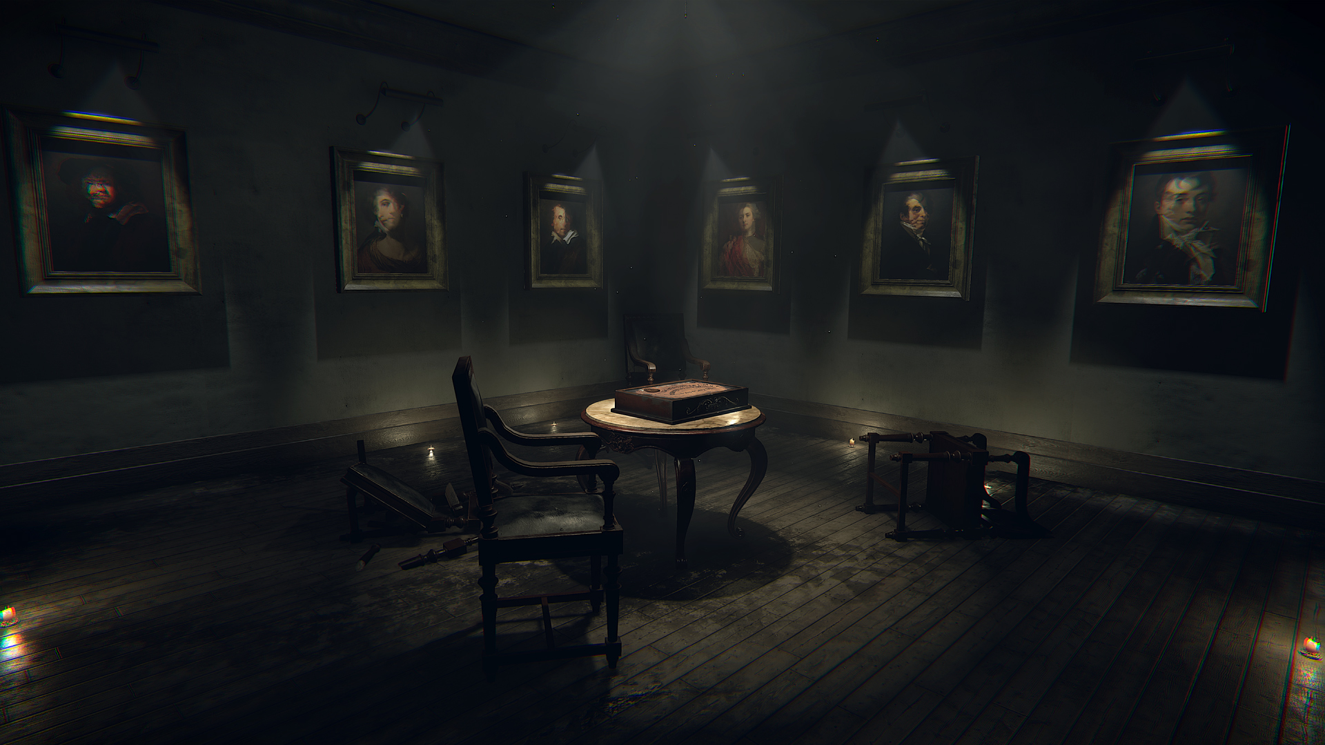 Layers Of Fear Art And Psychological Horror Become One On