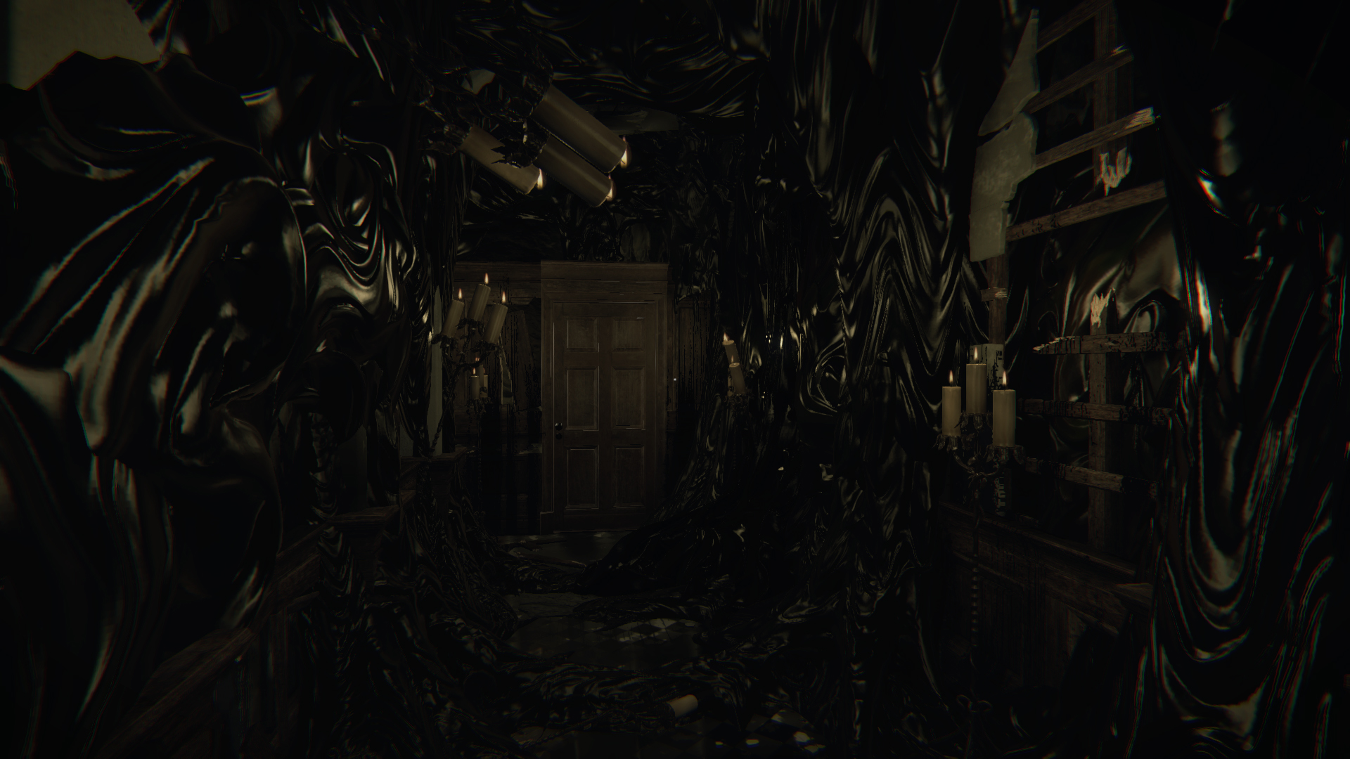 Layers of Fear Running At 1080p/30fps on PS4/Xbox One
