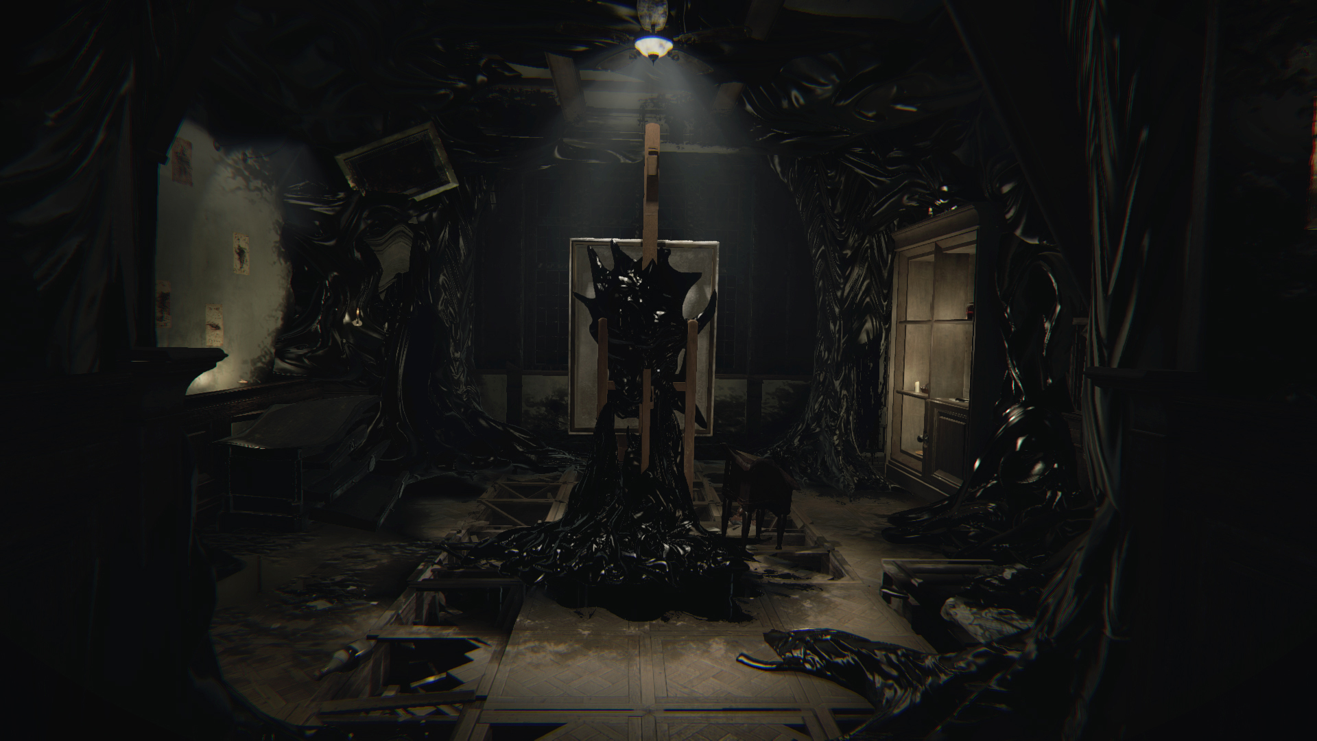 Layers of fear art and psychological horror become one on consoles pc next month vg247 - Fear of small space pict ...