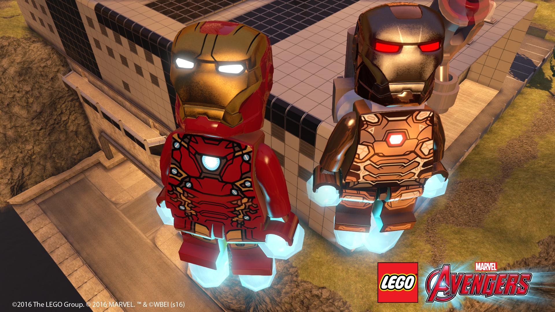Quicksilver Avengers 2 Costume Two LEGO Marvel's Av...