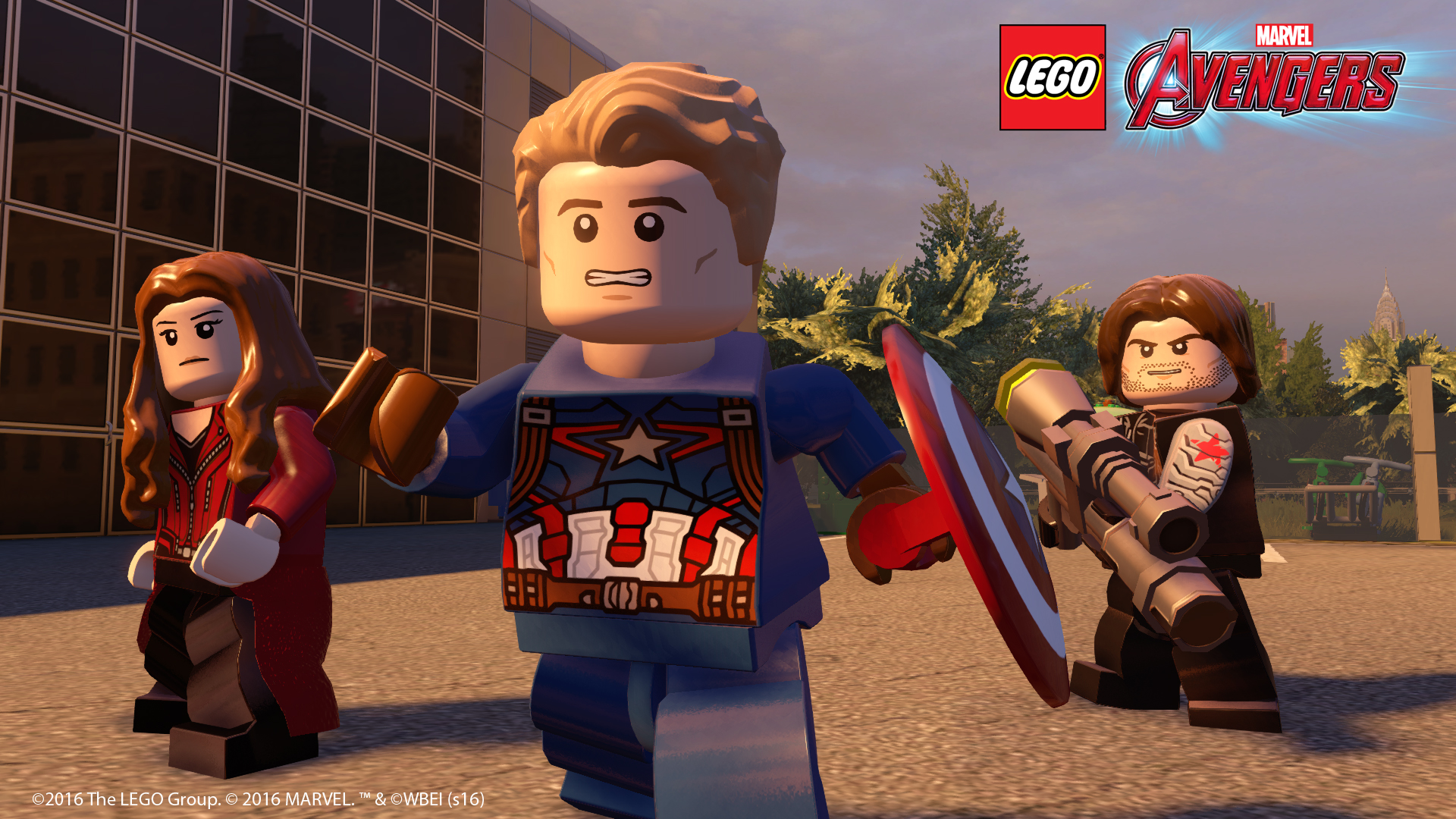 how to make the flash in lego marvel avengers