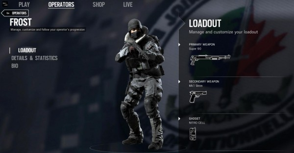 Operation black ice the first dlc drop for rainbow six siege was