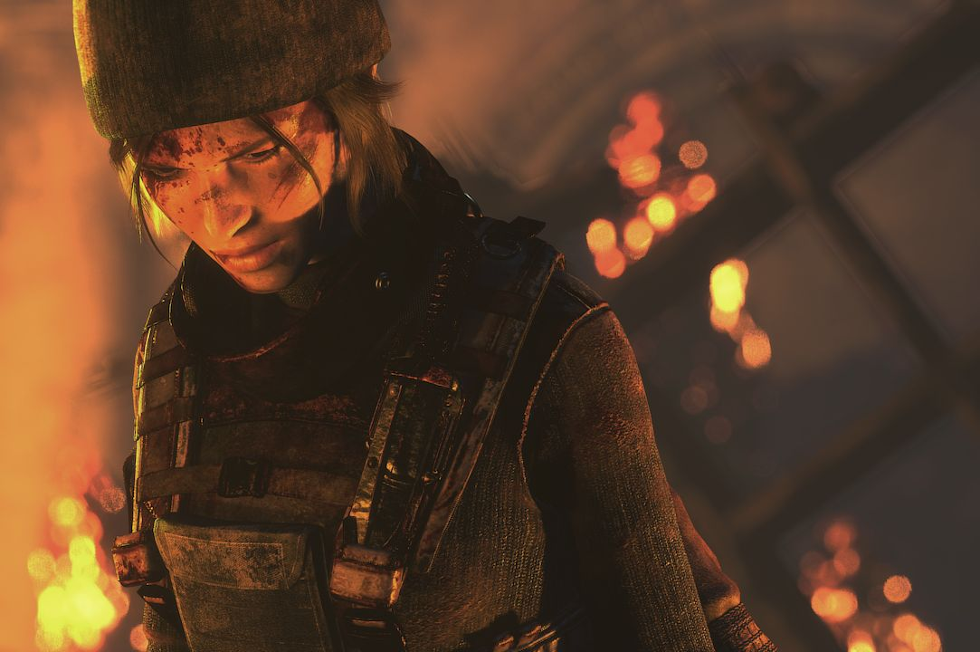 Rise Of The Tomb Raider PC Patch Adds New Graphics Options