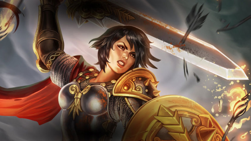 bellona and loki beat up thor and sun wukong in new smite