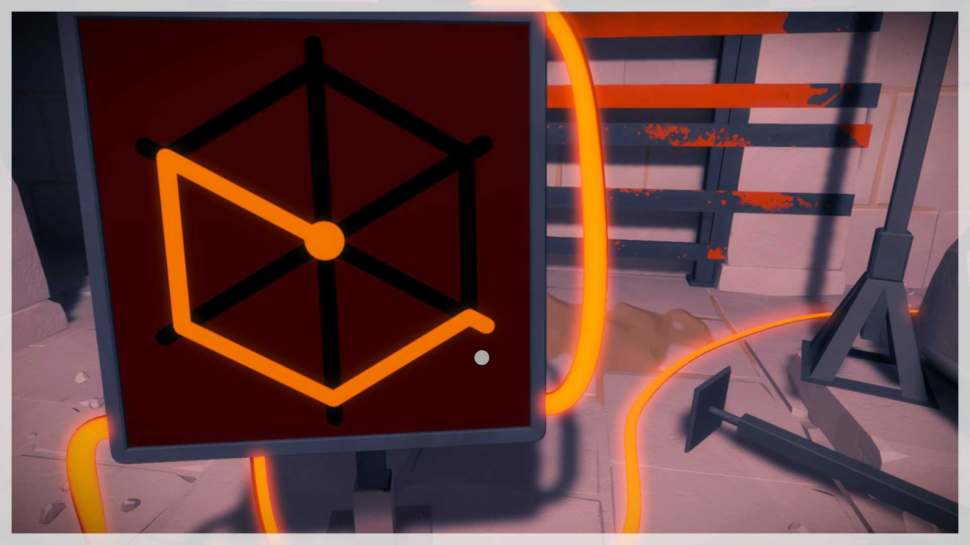 The Witness Desert Ruins Puzzle Solutions Vg247
