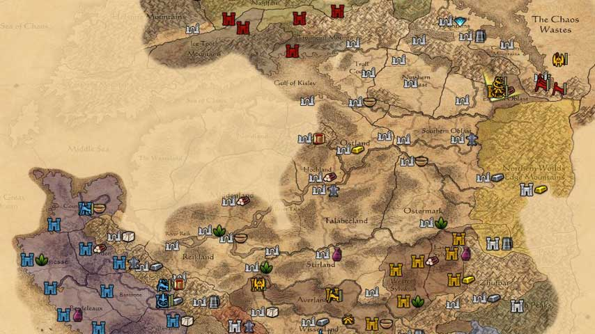 You Cant Conquer Every Map Region In Total War Warhammer