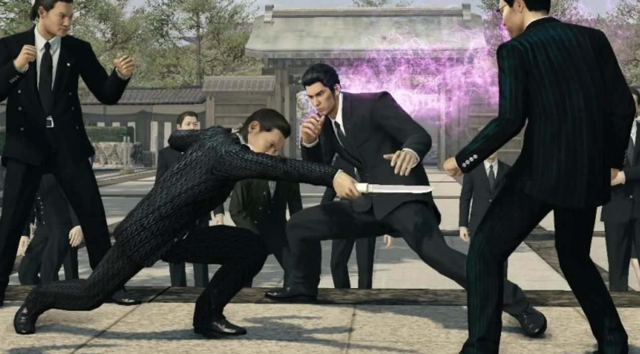 Yakuza 6 release date in Perth
