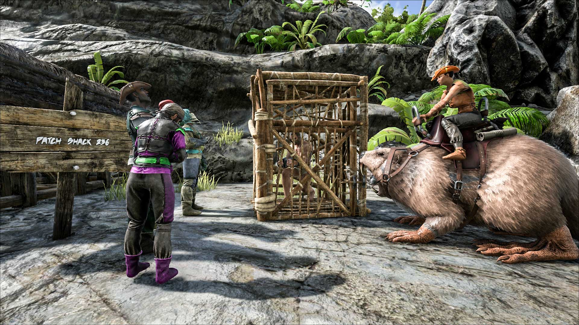 Ark server performance tweaks