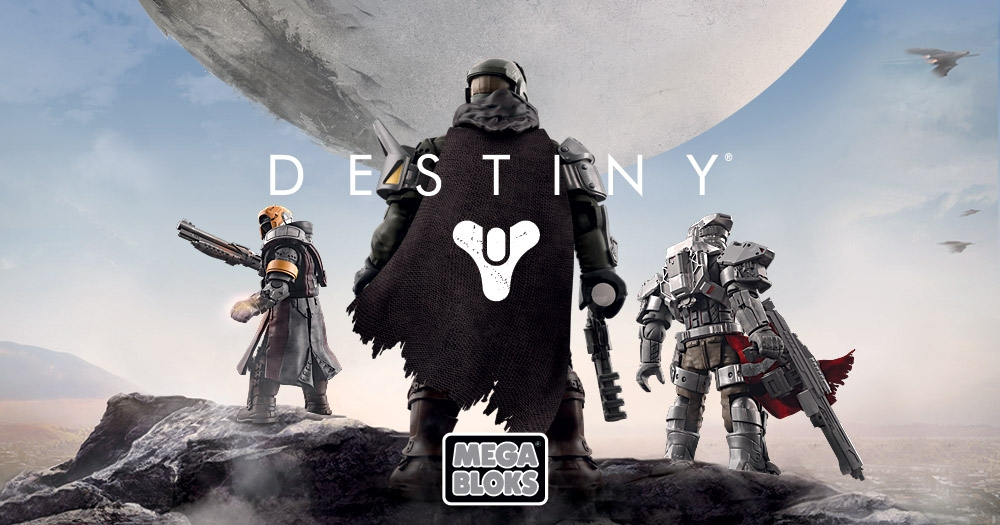 Destiny is getting its own Mega Bloks line | VG247
